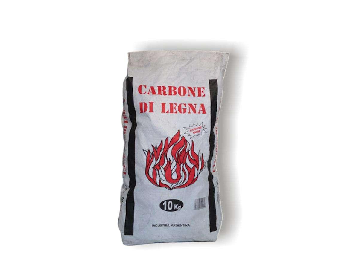 Carbone Vegetale Argentino Kg 10 - €9