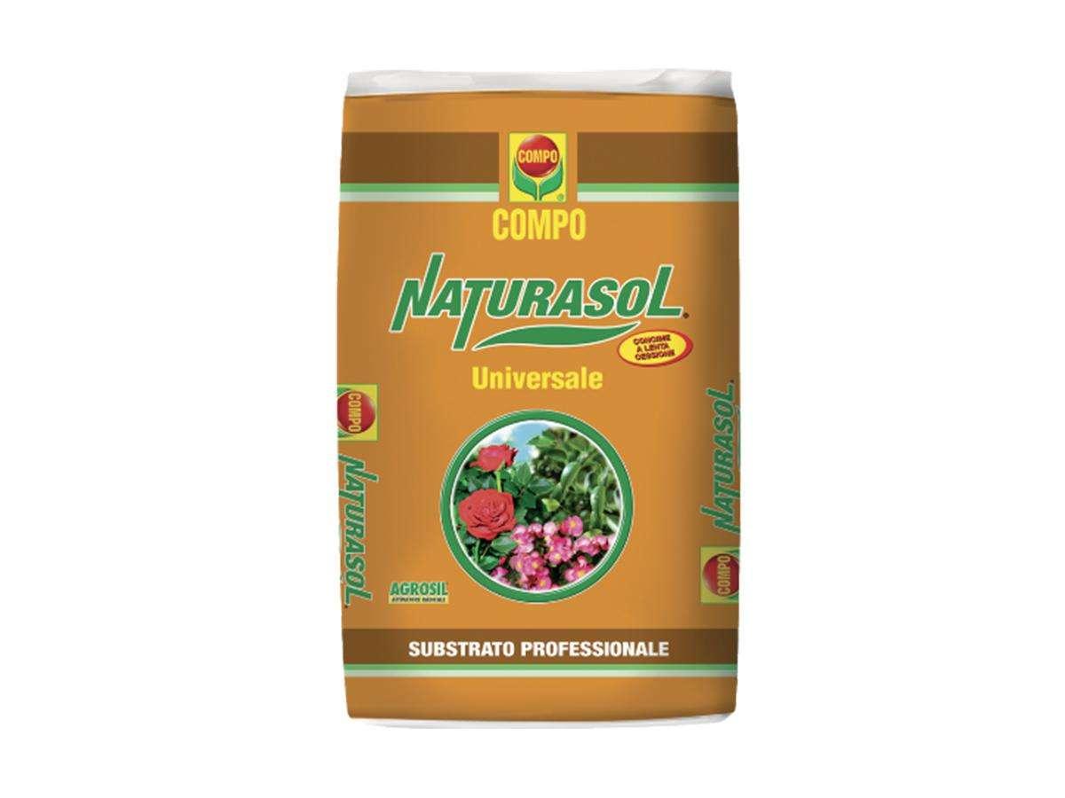 Terriccio per acidofile Naturasol - Compo | lt. 50