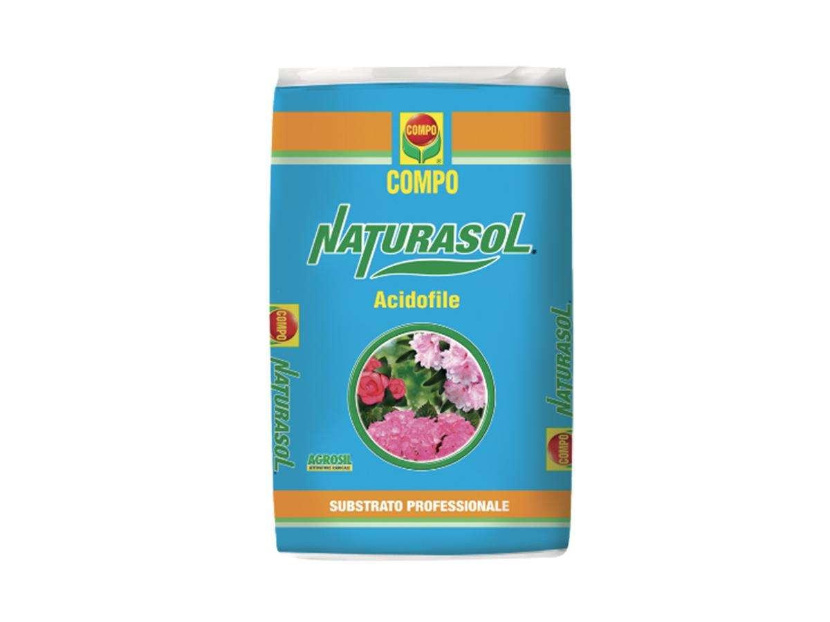 Terriccio per acidofile Naturasol - Compo