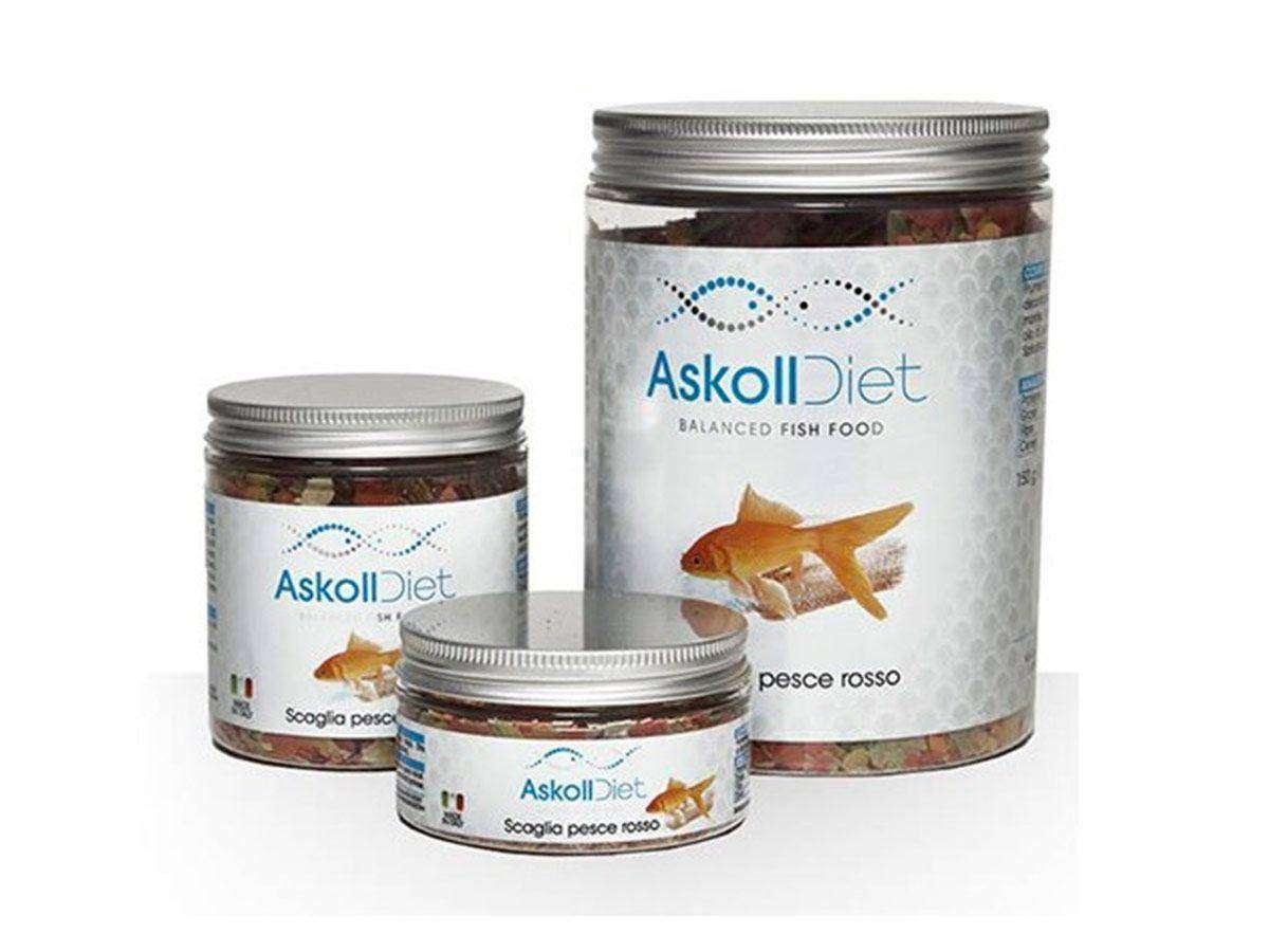mangime pesci askoll food grammi