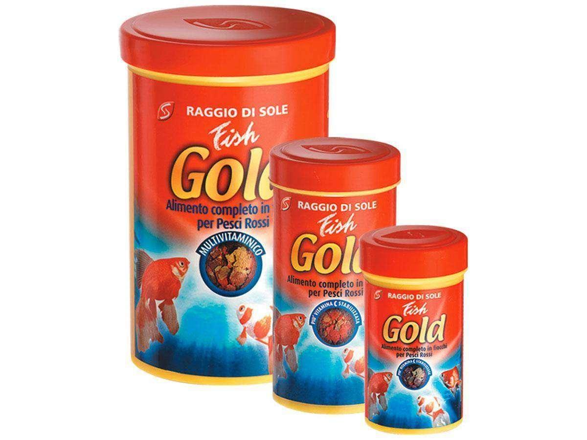 mangime pesci fish gold grammi