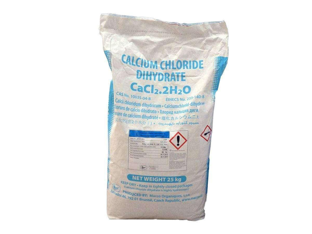 sale cloruro di calcio kg scaglie