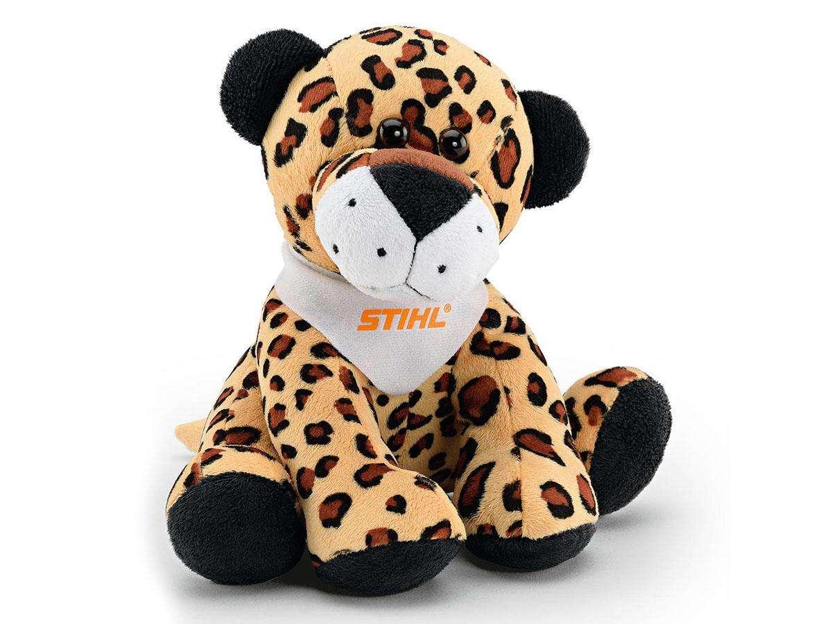 peluche leopardo stihl