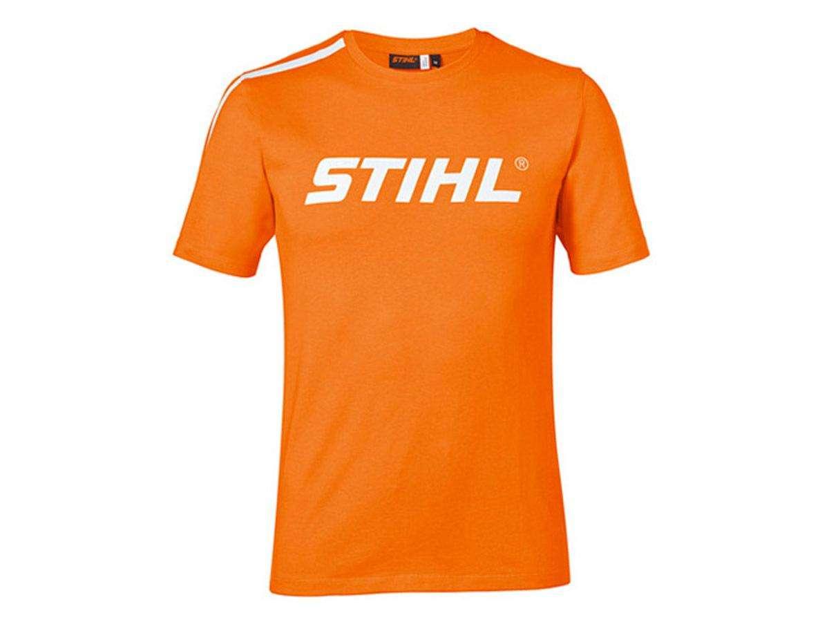 T Shirt arancio Stihl