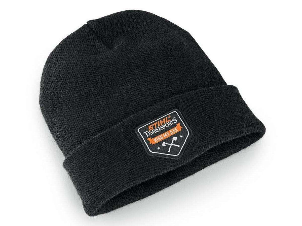 berretto nero stihl