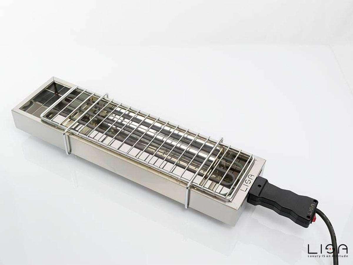 Barbecue elettrico eBBQ