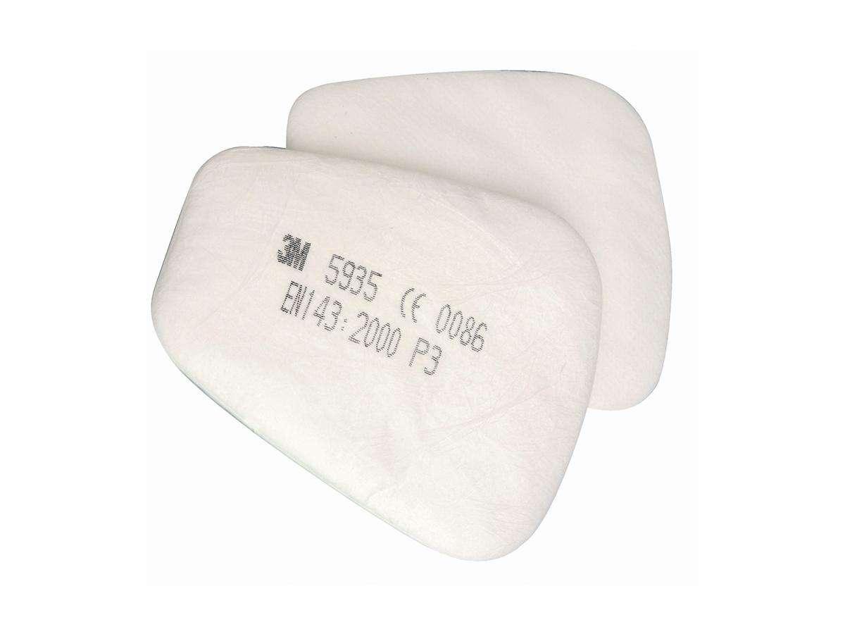 Filtro per polveri 5935 P3 R- 3M