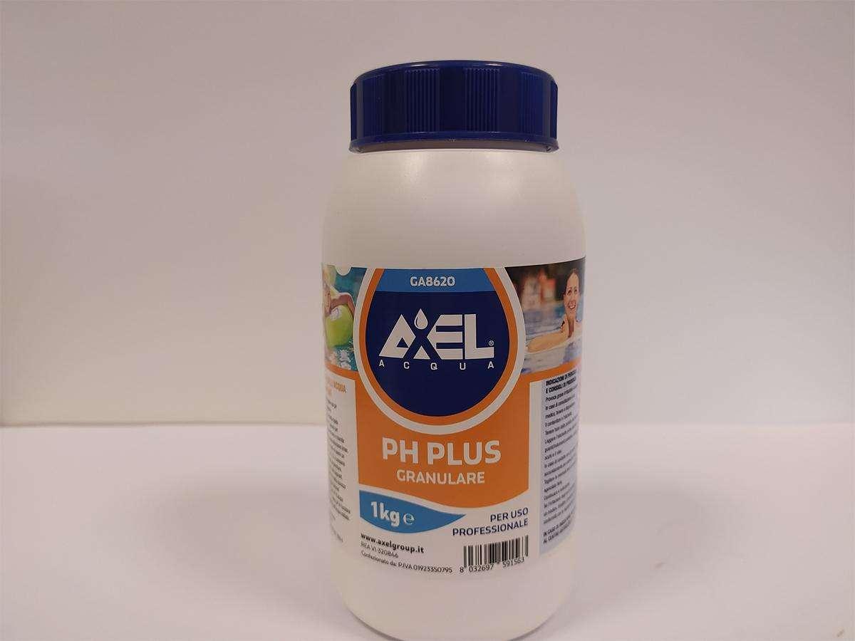 PH+ piscina granulare - Axel