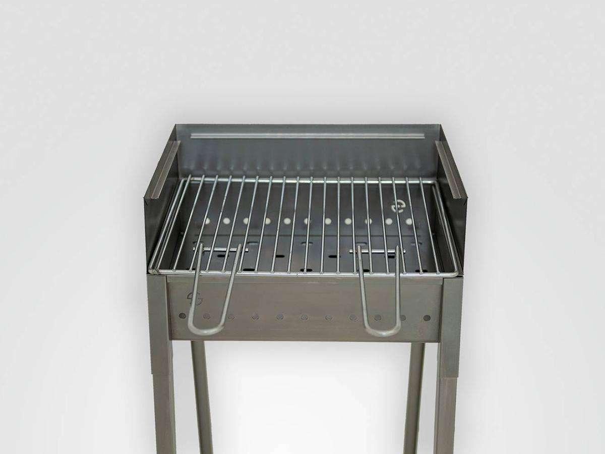 barbecue vesuvio 40x30 frontale