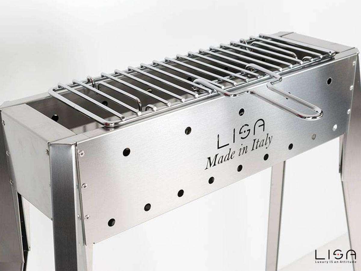 griglietta per barbecue fornacella