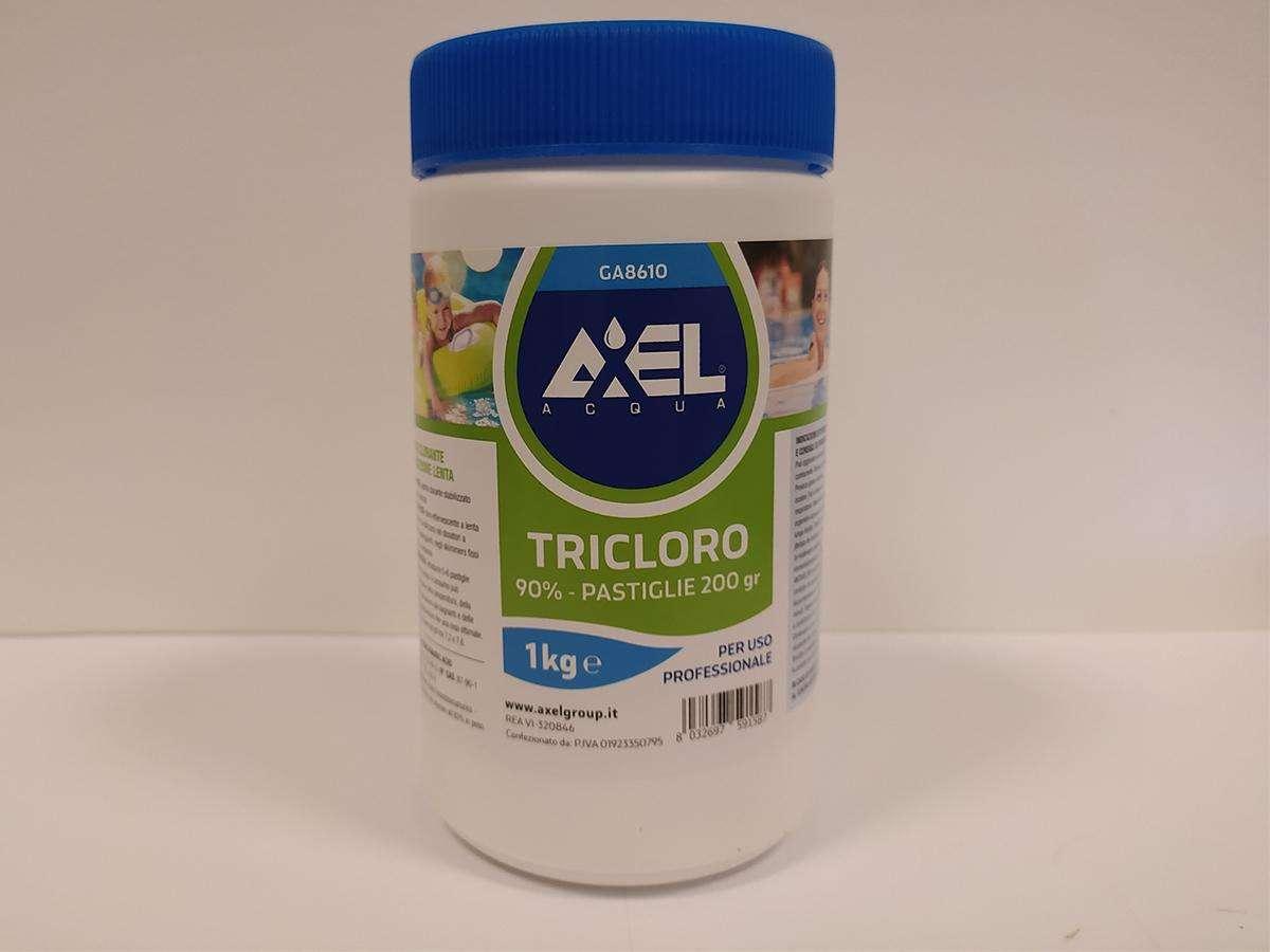 tricolro pastiglie 1 kg - axel
