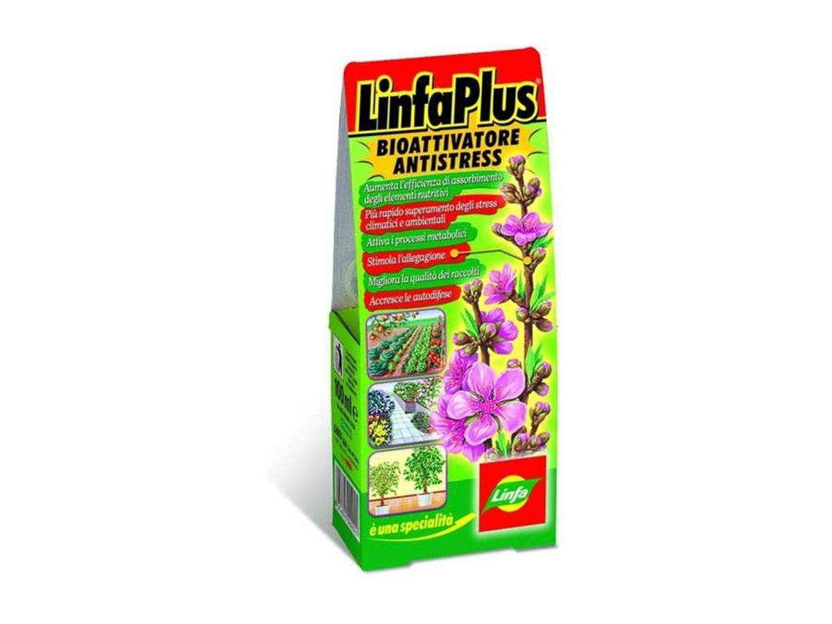LinfaPlus bioattivatore antistress - Linfa
