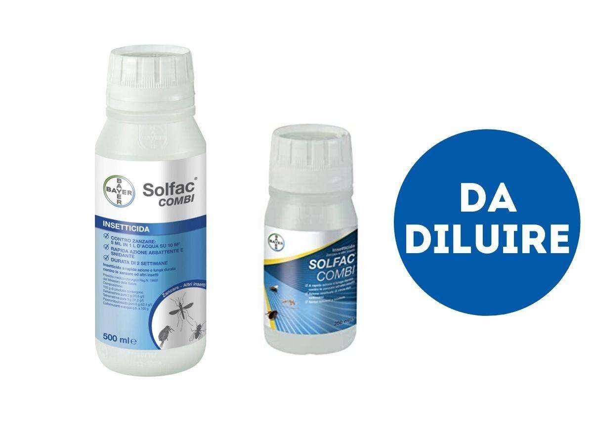 Insetticida Solfac COMBI - Bayer