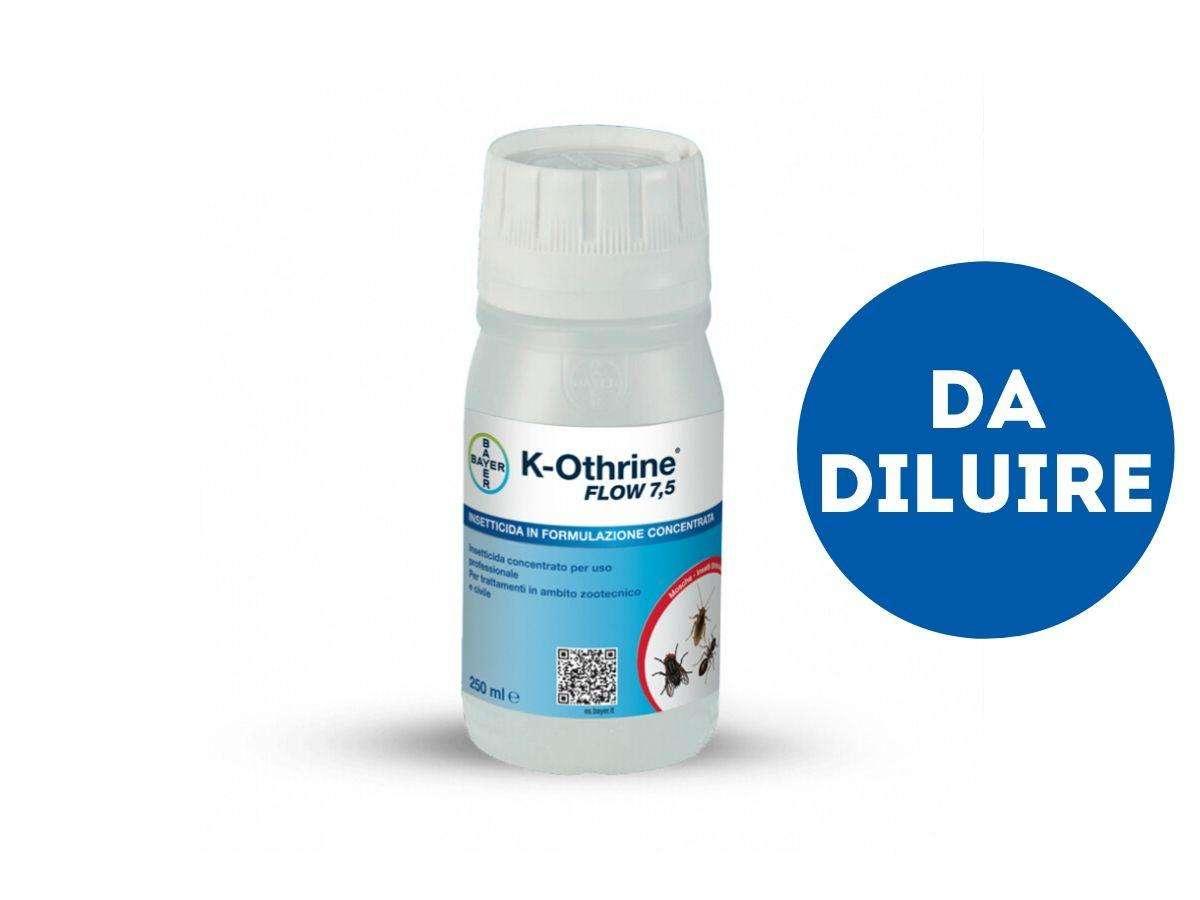 Insetticida concentrato K-Othrine Flow 7,5 - Bayer