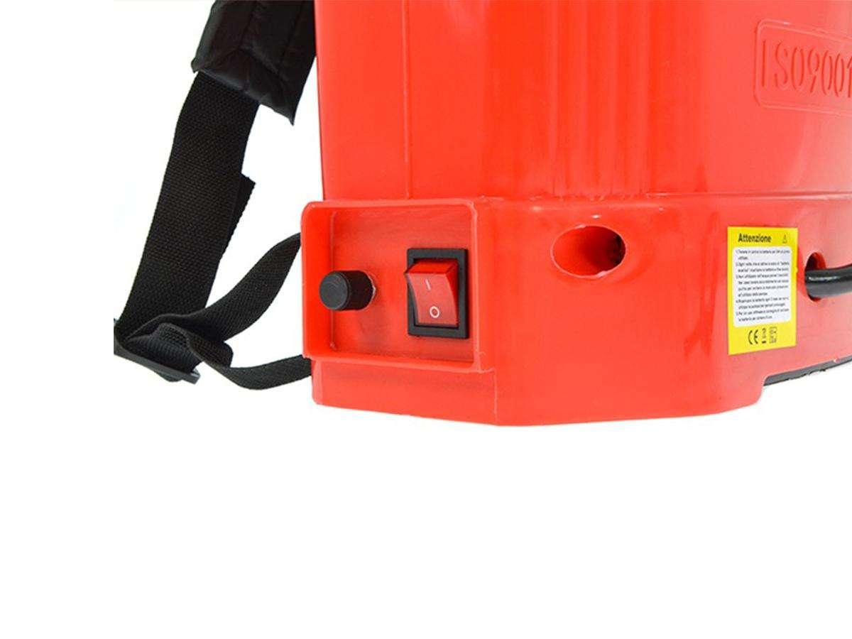 pompa irroratrice a batteria - burg