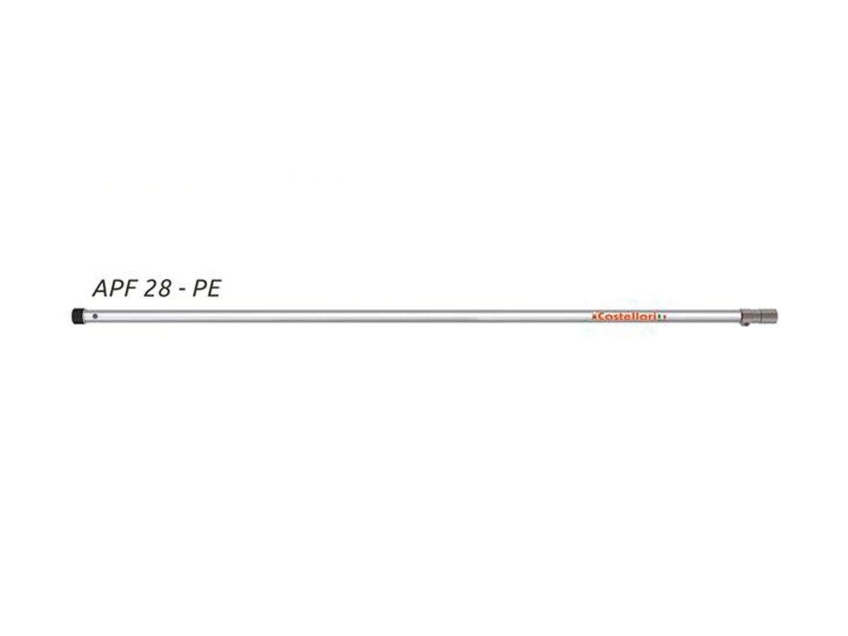 Asta pneumatica fissa APF 28 PE - Castellari