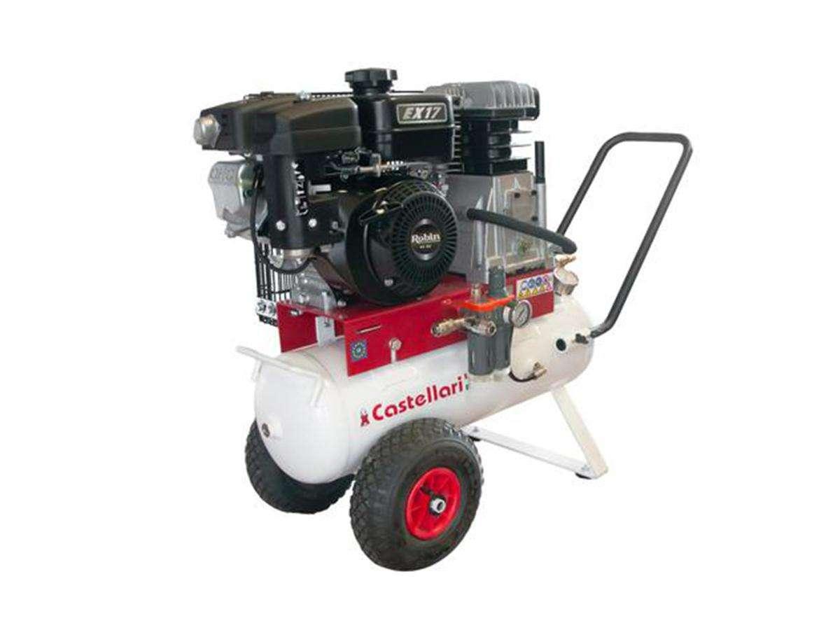 Motocompressore a benzina AURA 550 - Castellari