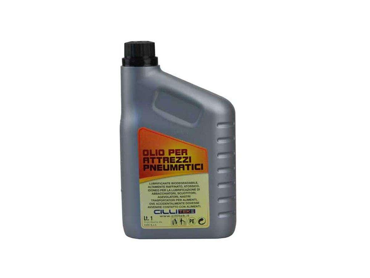 Olio per attrezzi pneumatici - Cilli Tek