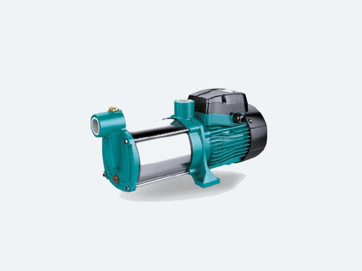 Pompa centrifuga multistadio in acciaio 3ACm - leo