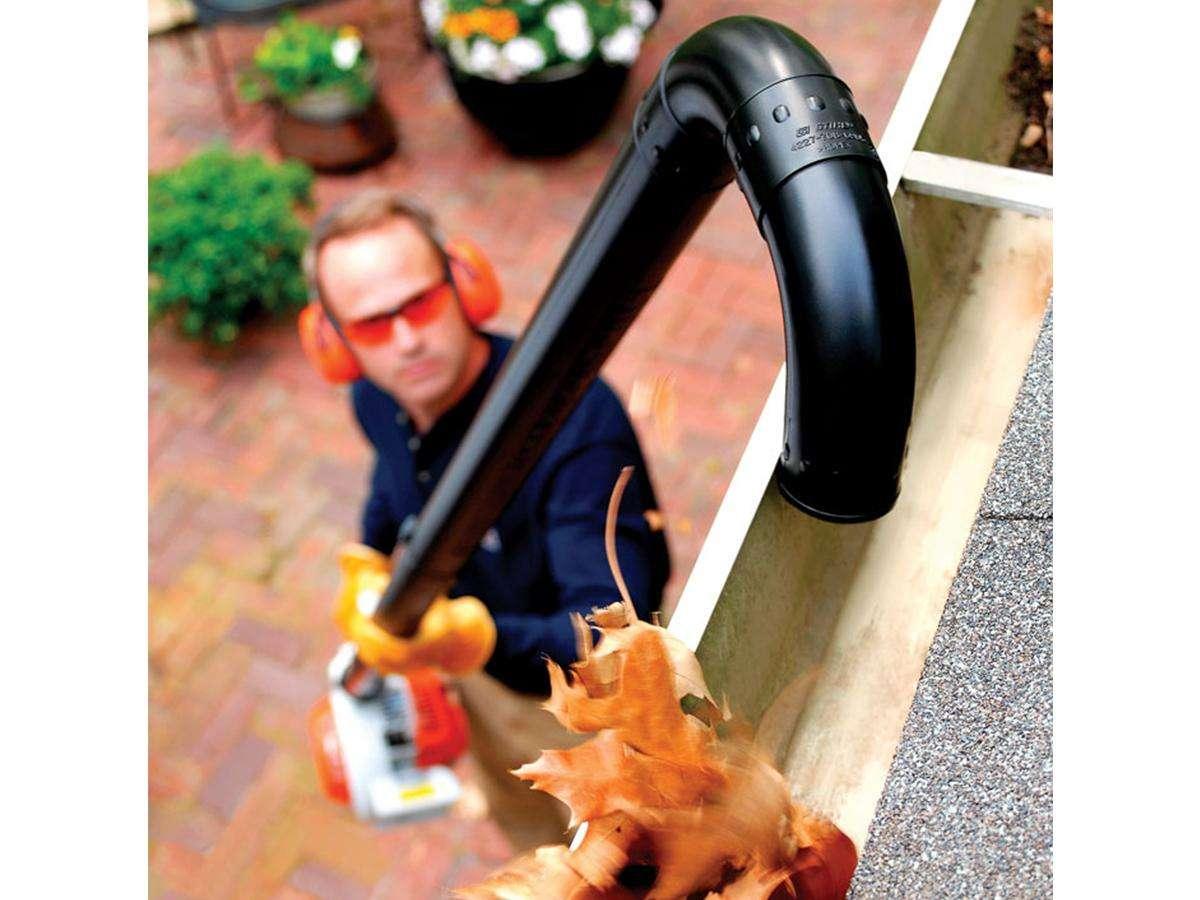Set per la pulizia delle grondaie - stihl dettaglio