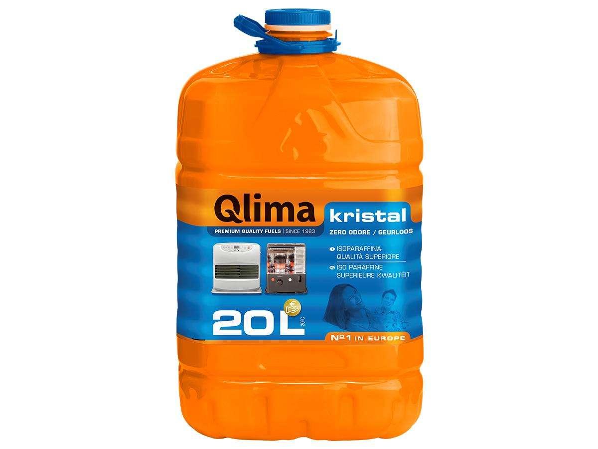 Combustibile per stufe KRISTAL 20L - Qlima