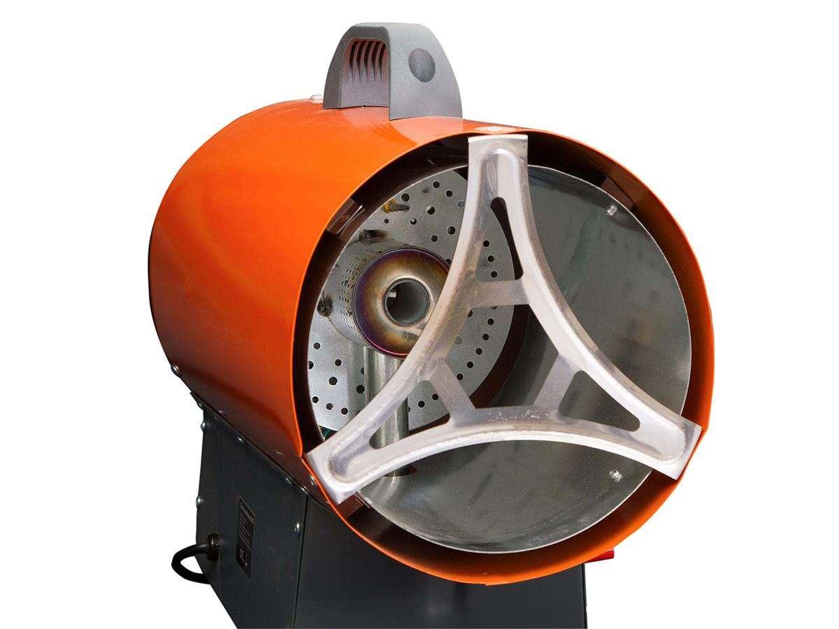 Generatore di aria calda GFA1015 - Qlima dettaglio 1