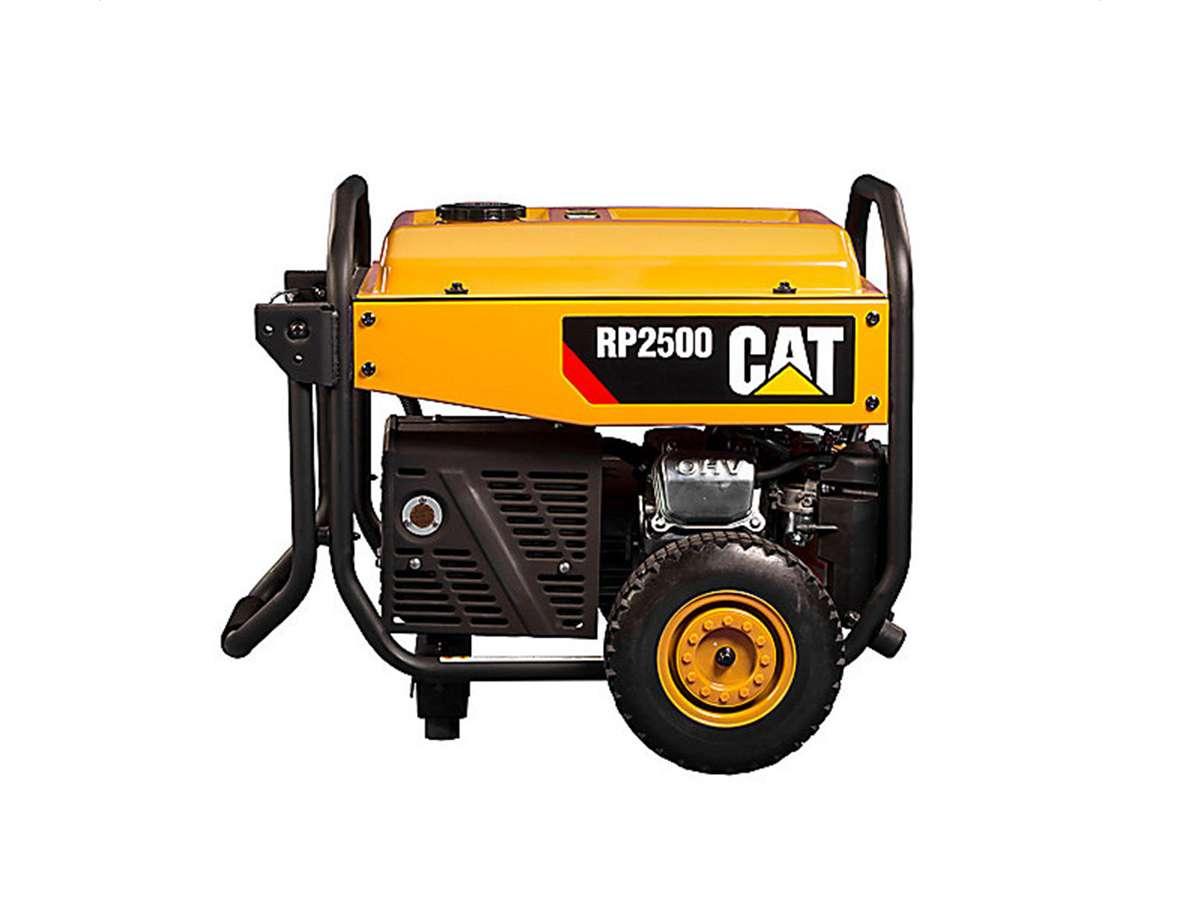 Generatore di corrente RP 2500 - Cat dettaglio 1