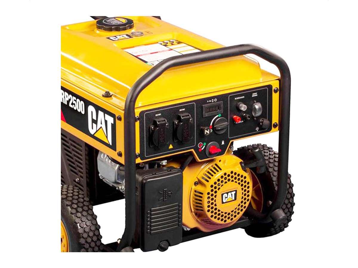 Generatore di corrente RP 2500 - Cat dettaglio 2