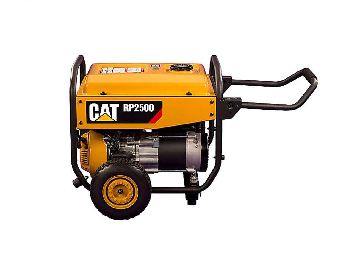 Generatore di corrente RP 2500 - Cat dettaglio