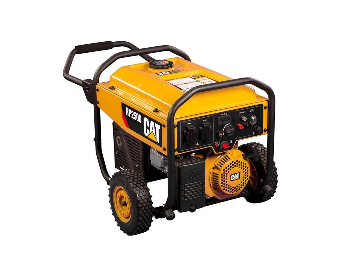 Generatore di corrente RP 2500 - Cat