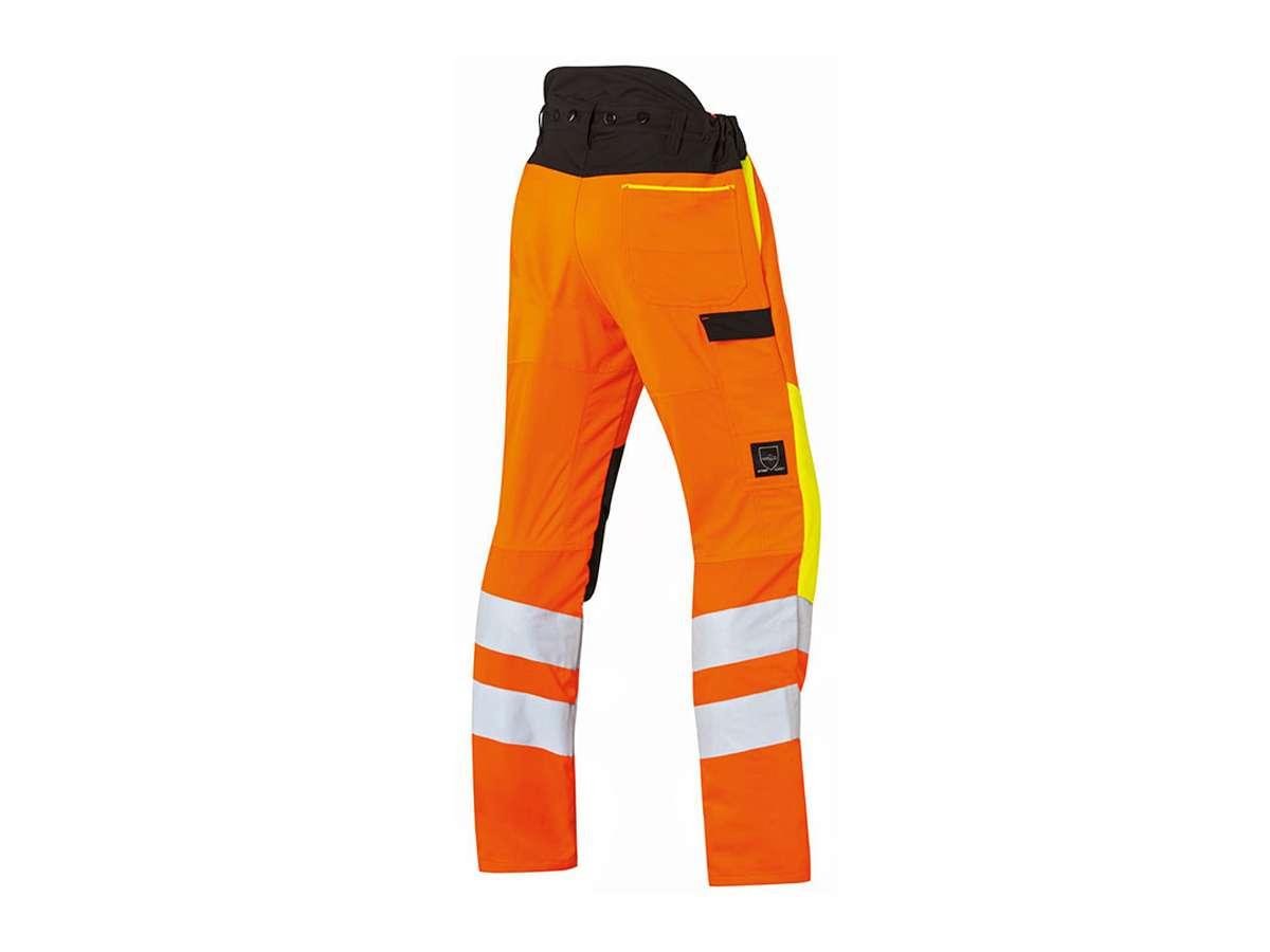 Pantaloni segnaletici antitaglio PROTECT MS - Stihl dettaglio