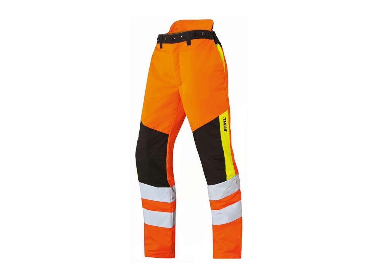 Pantaloni segnaletici antitaglio PROTECT MS - Stihl