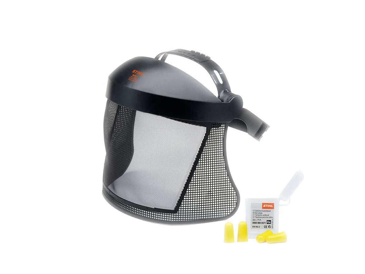 Protezione viso udito con reticella in nylon - Stihl