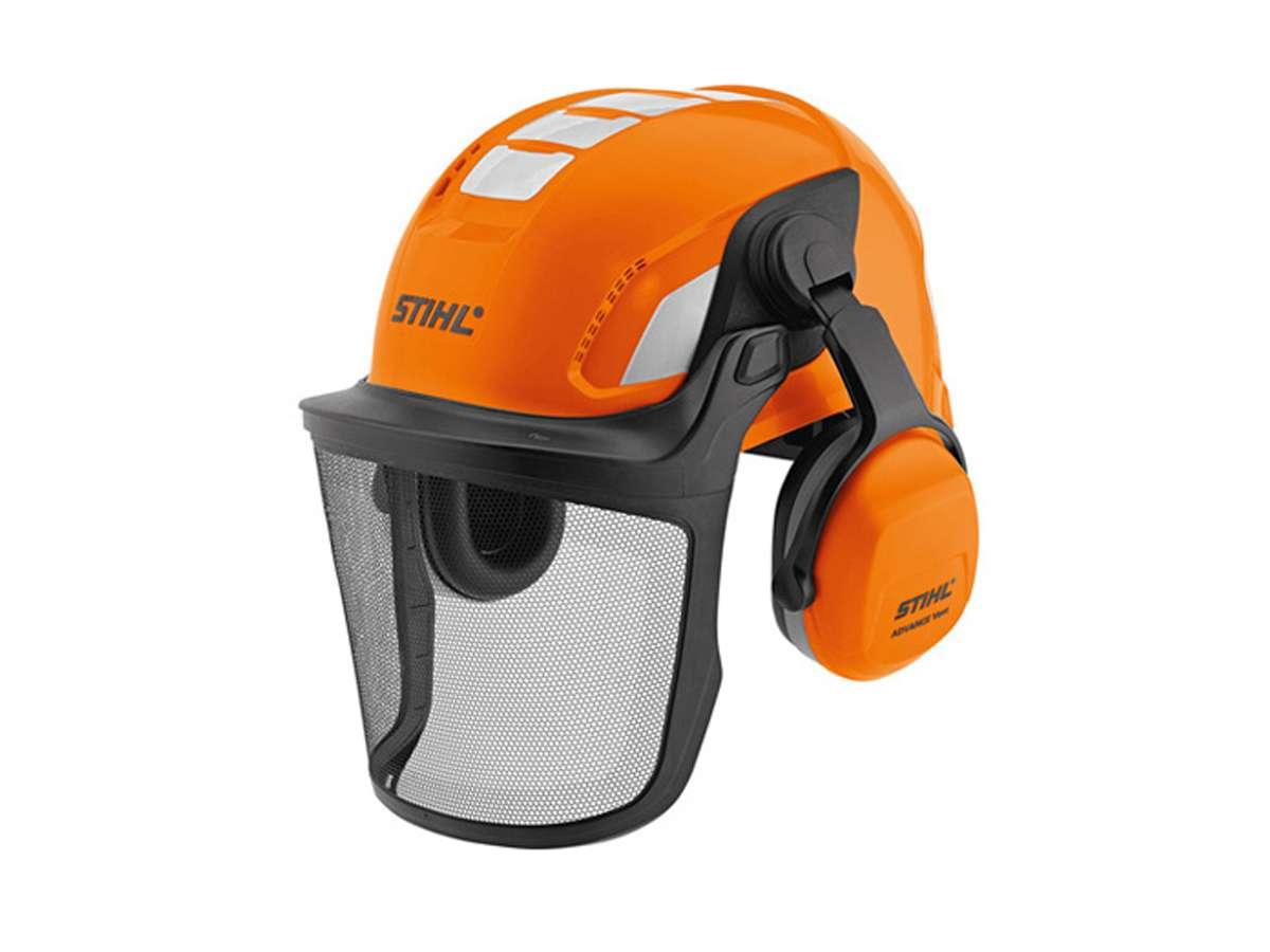Set casco ADVANCE VENT - Stihl