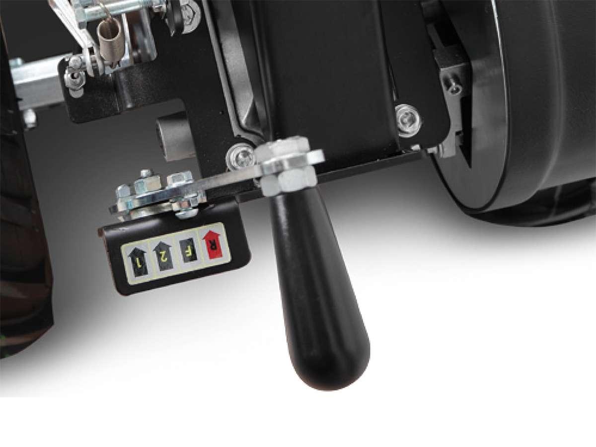 Trinciatutto TT560 - Ginko dettaglio