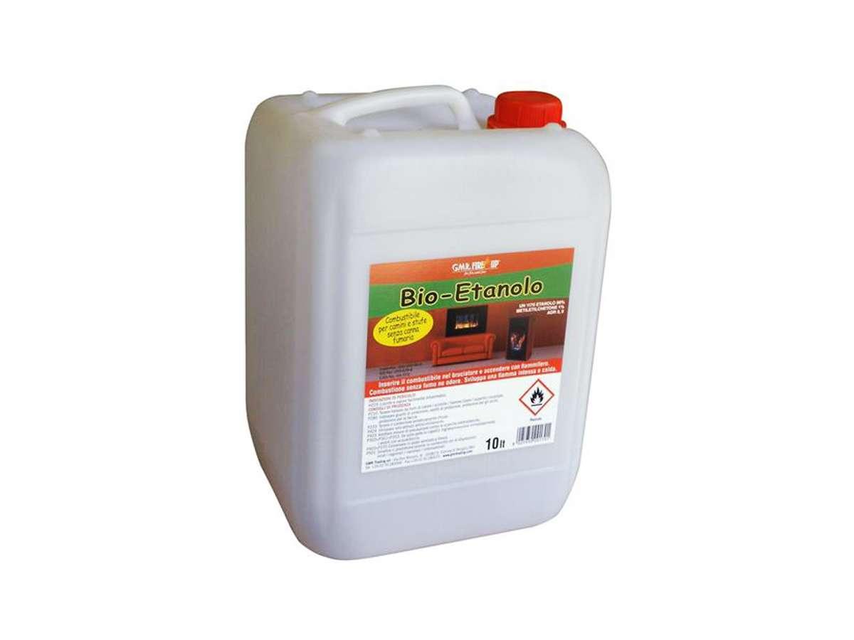 Bioetanolo liquido - GMR Fire Up dettaglio