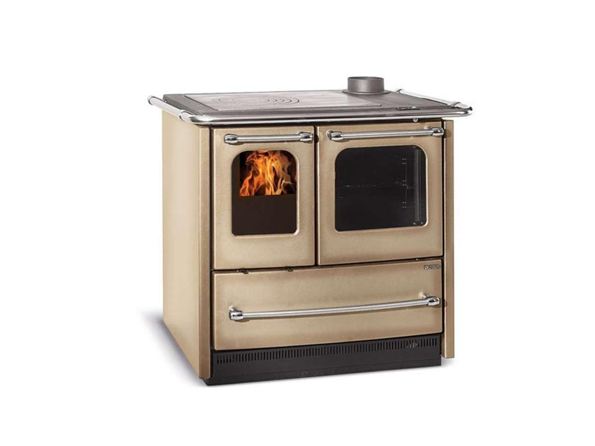 Cucina a legna SOVRANA EASY EVO - Nordica