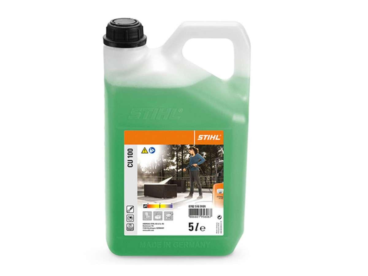 Detergente universale CU 100 - Stihl dettaglio