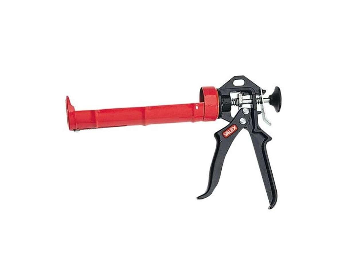 Pistola per sigillanti in cartuccia in acciaio - Valex