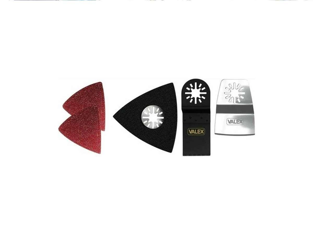 Set 4 accessori per Multiutensile - Valex