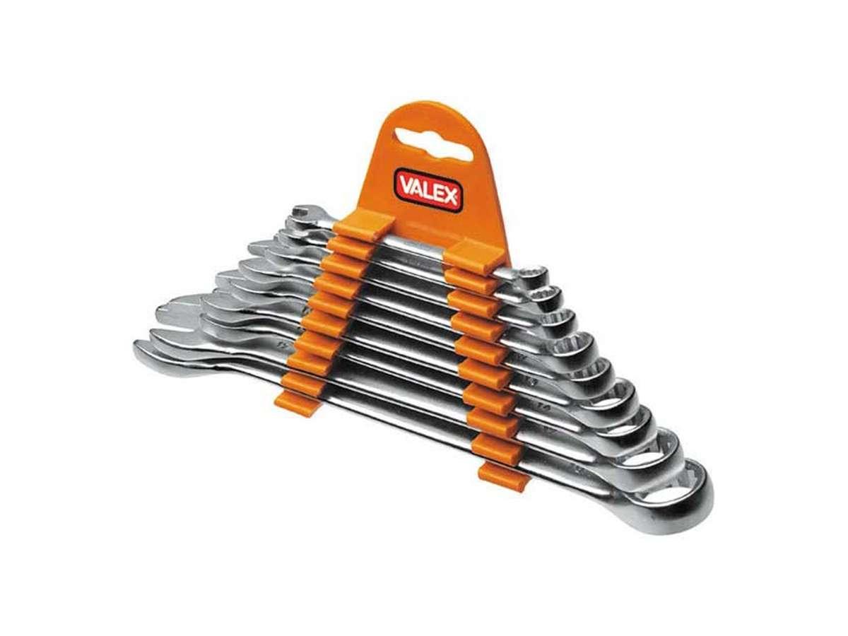 Set di chiavi combinate da 9 pezzi - Valex