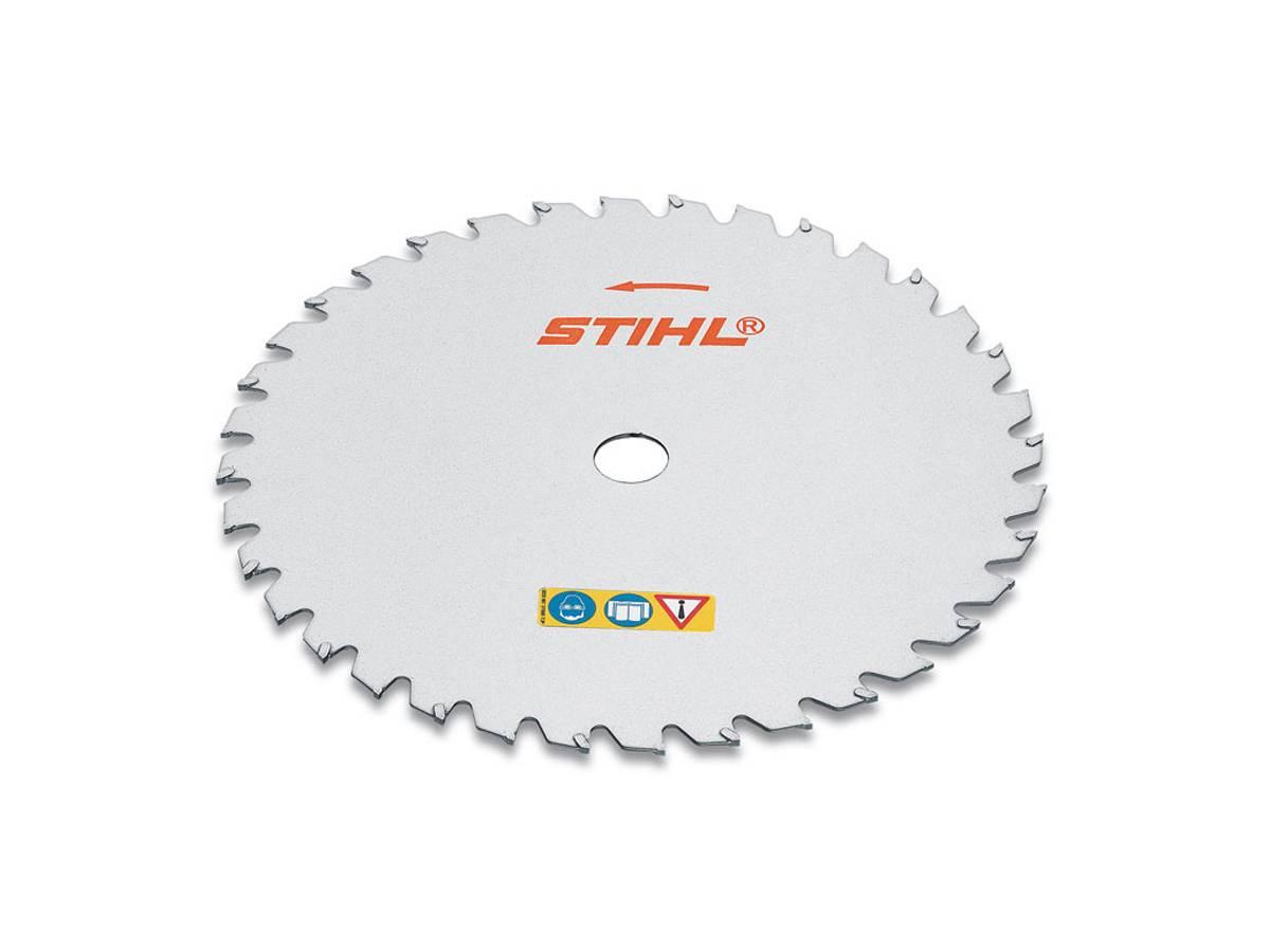 Sega circolare in metallo duro per decespugliatore - Stihl